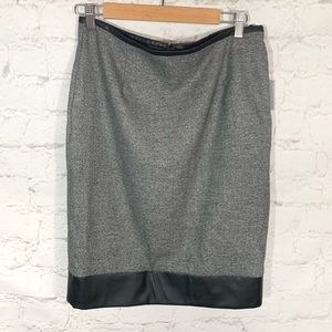 NWT Marc New York skirt with trim